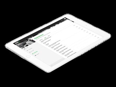 Startime Projects Dashboard dashboard ux ui design