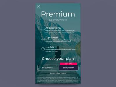 Safe Fi Paywall