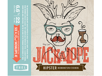 Hipster Hibiscus Cider