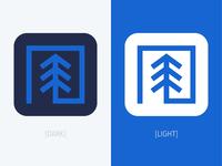 The Land Market - App Icon Designs