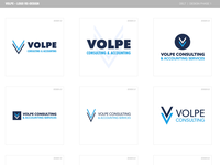 Volpe Accounting - Logo Re-Design: Phase I