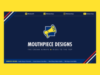 Mouthpiece Designs - Logo Animation