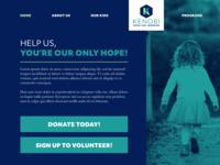 Kenobi Foundation - Web Design
