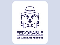 Fedorable - Logo Design Concept