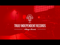 Truly Independent Records - Web Design (Static Preview)
