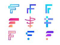 F Monogram Exploration