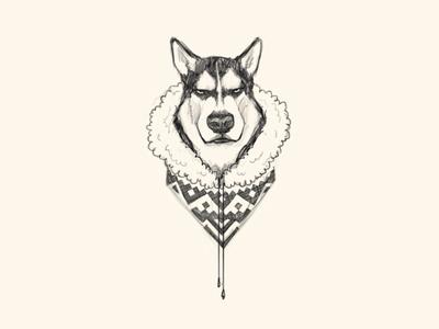 Logo Husky Ride Sport