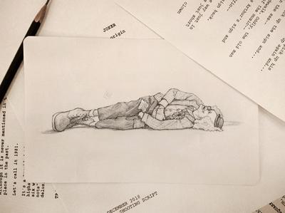 Joker sketching
