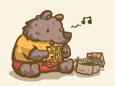 Bear Gundam poporetto gundam bear
