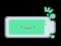 Happy Battery