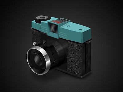 Lomo Diana F+ camera lomo diana