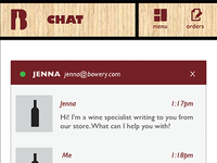 BOWERY live chat