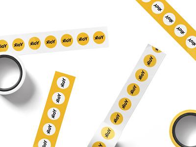 Branding For Yolk designer design logo branding design brand design brand