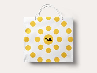 Brand identity for Yolk design logo branding design brand identity brand design branding