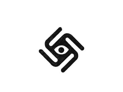 Eye 👁️ identity mark experiment branding designer design eyewear eye logo eye logodesign logo