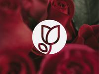 Rose logo / Hobby project.