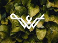 W + V Monogram