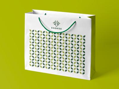 Shopping Bag Design for Egenise