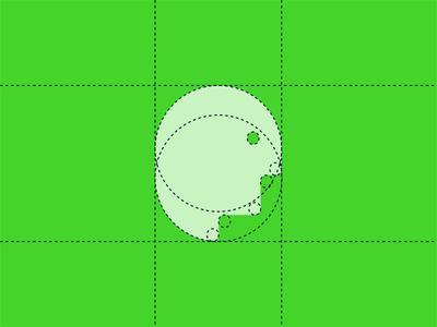 Humano logo grids