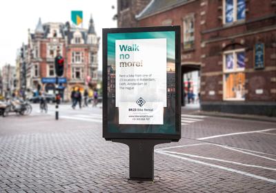Walk No More