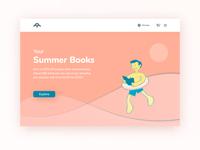 My Summer Books