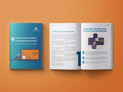 Top Destroyers ebook download lead magnet lead generation ebook design digital design