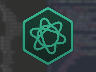 Atom Icon github atom atom.io download icon osx editor