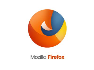 Mozilla Firefox Logo Redesign