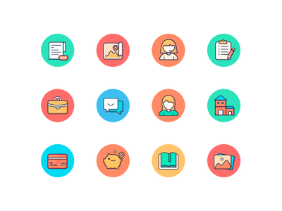 colorful_icon lineicons ui icon