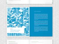 Security Report — Alternate Cover Design