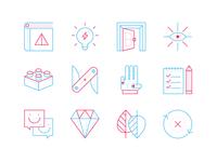 BBG icons — yay!