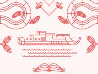 Great Lakes Home — Monitor Ship