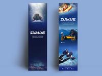 Sublue Banner