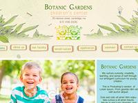 Botanic Gardens Mockup