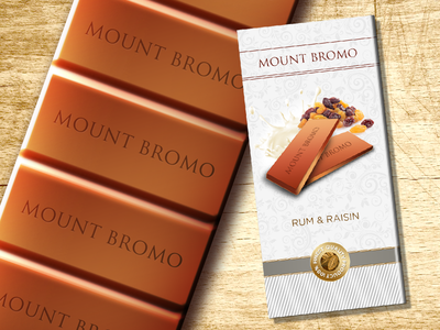 Mount Bromo Rum and Raisin
