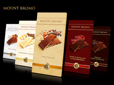 All Flavours of Mount Bromo
