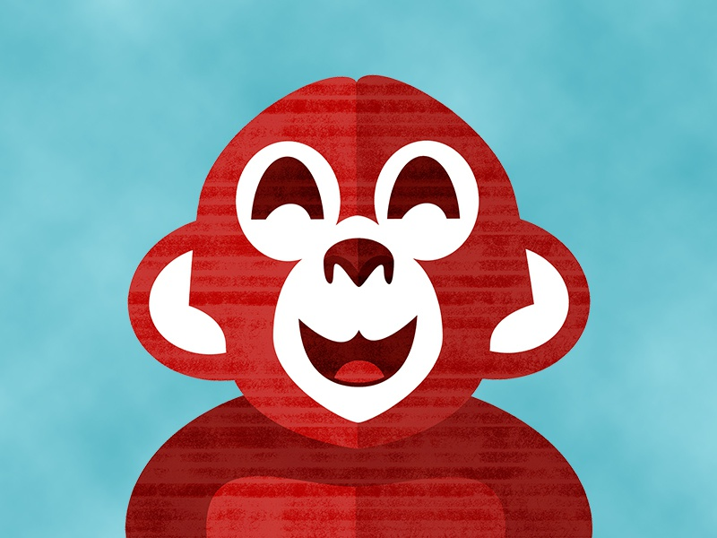 red monkey creatives by jeremy rivers dribbble. Black Bedroom Furniture Sets. Home Design Ideas