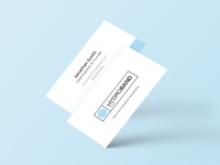 Hydroband Business Cards