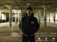 Fabian James Promo