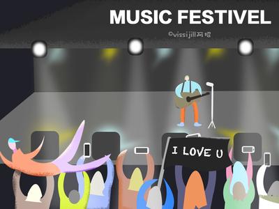 music festivel