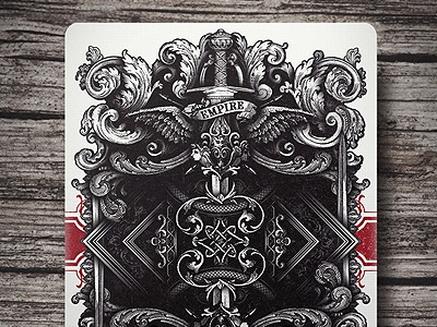 Empire Playing Cards (Kickstarter)