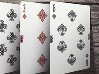 Empire Playing Cards - Faces