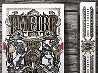 Empire Playing Cards - Tuck Box Design
