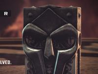 Warrior Card Armour - Lee McKenzie