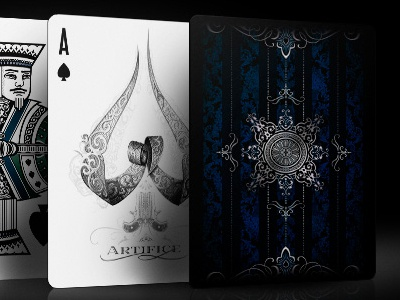 Artifice Playing Cards