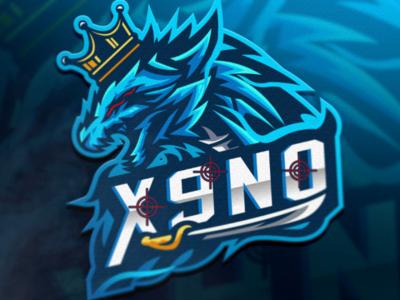 X9no logo esports