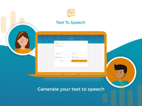 Text to Speech Web App