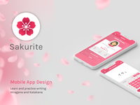 Sakurite Mobile App Design