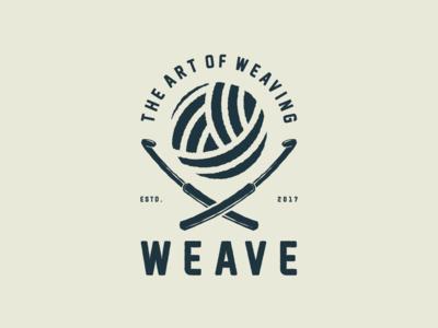 The art of weaving.
