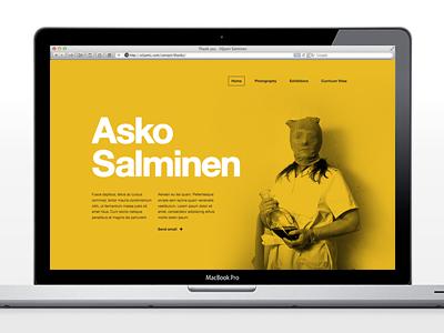 Yellow website asko salminen